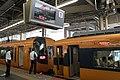 KINTETSU Yamato-Saidaiji Station 20141120B.JPG