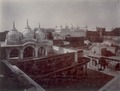 KITLV 377927 - Clifton and Co. - Agra Fort in Agra - Around 1890.tif