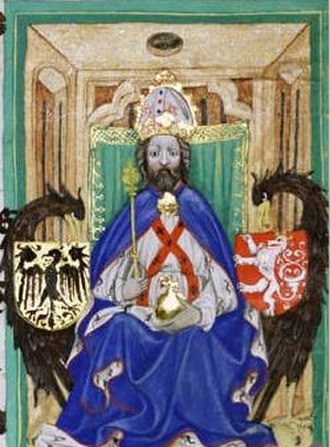 House of Luxembourg - Charles IV, Holy Roman Emperor and King of Bohemia
