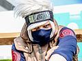 Kakashi Naruto Cosplay - MCM Comic Con London 2016 (27123495200).jpg