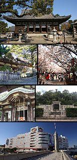 Kakogawa, Hyōgo Special city in Kansai, Japan