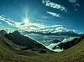 Kaligandaki valley, mt.Dhaulagiri, Tukuche Peak - panoramio.jpg