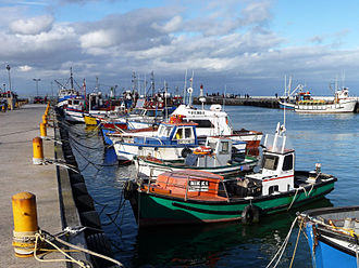 Kalk Bay - Kalk Bay harbour