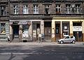 Kamienica ze starymi witrynami ul Pułaskiego foto BMaliszewska.JPG