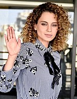 Kangana Ranaut Kangana Ranaut promoting Rangoon.jpg