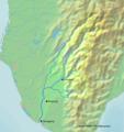 Kaopingrivermap.png