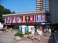 Karlovy Vary, Thermal, vlajky.jpg