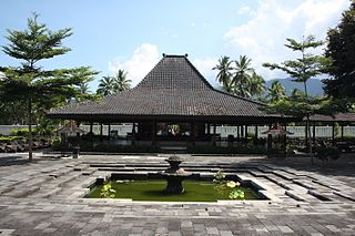 Karmawibhangga Museum Archaeology museum in Central Java , Indonesia