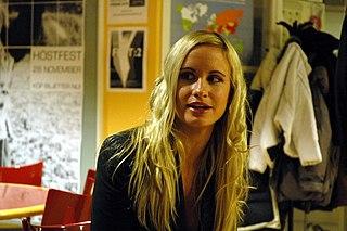 Karolina Lassbo Swedish lawyer and blogger