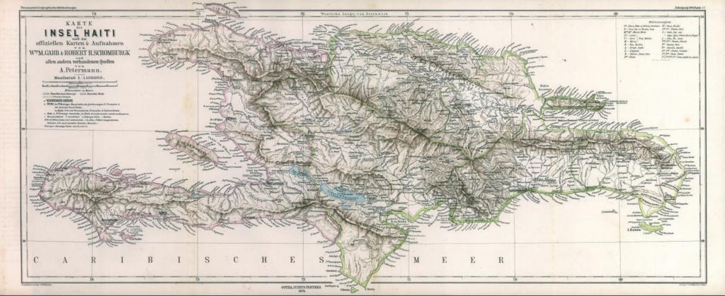 Haiti Karte.File Karte Der Insel Haiti Png Wikimedia Commons
