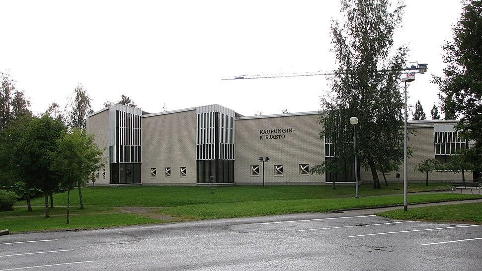 Kauhajoen kaupunginkirjasto