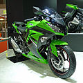 Kawasaki Ninja 250 ABS at Tokyo Motor Show 2013-2.jpg