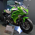 Kawasaki Ninja 650 right-front2 2011 Tokyo Motor Show.jpg