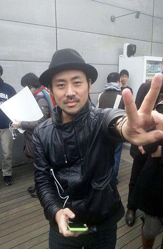 2014 Tokyo gubernatorial election - Image: Kazuma Ieiri 2014