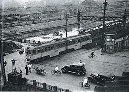 京阪本線 京津線との直通列車「びわこ号」