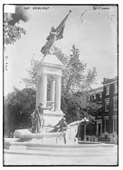 Francis Scott Key Monument