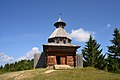 Khokhlovka is an architectural and ethnographic open-air museum in Perm Krai, Russia.jpg