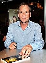Schauspieler Kiefer Sutherland
