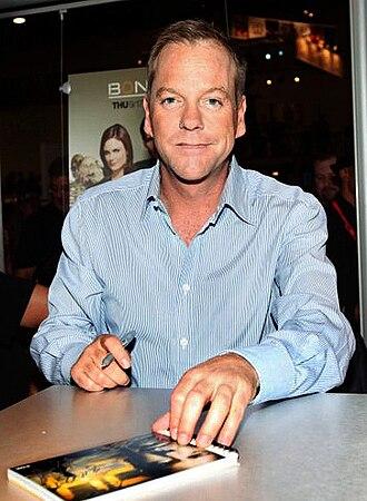 Kiefer Sutherland - Sutherland in 2009