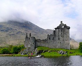 Image illustrative de l'article Château de Kilchurn