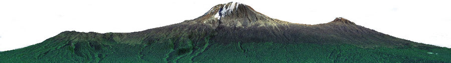 Kilimanjaro 3D view (crop and edit).jpg