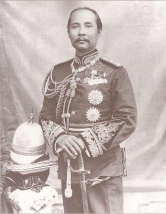History of Thailand - King Chulalongkorn