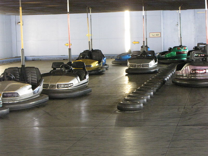 Kings Dominion bumper cars.jpg