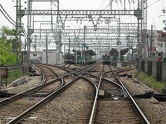 Hirahata Station - Hirahata Station