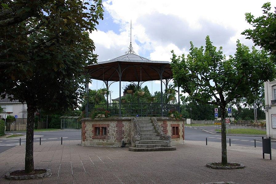 Photo du kiosque de Langeais