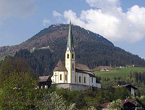 Kirchberg in Tirol - Image: Kirchberg in Tirol.Pfarrkirche