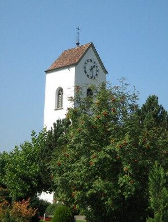 Vechigen - Image: Kirche Vechigen