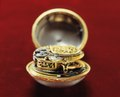 Klocka, T Tompion, ca 1680 - Livrustkammaren - 13360.tif