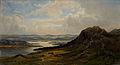 Knutson, Johan Maisema Lapista (Saamenmaa).jpg