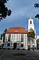 Kościół Matki Boskiej Częstochowskiej, widok z ulicy Kasprowicza.jpg