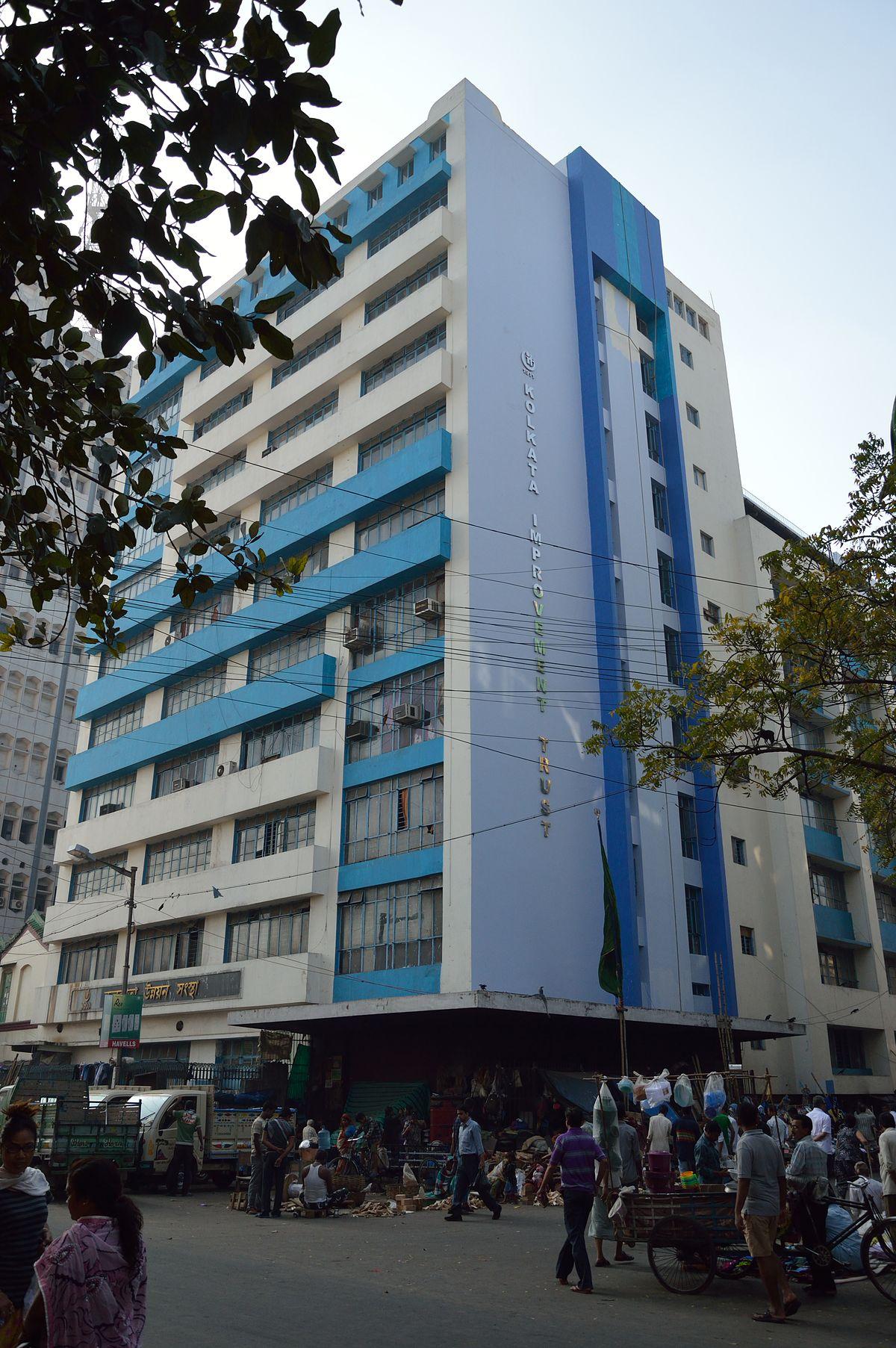 Kolkata Improvement Trust Wikipedia