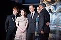 Kong- Skull Island Japan Premiere Red Carpet- GACKT, Sasaki Nozomi, Tom Hiddleston, Brie Larson & Samuel L. Jackson (37251101672).jpg