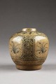 Kruka gjord av stengods i Kina - Hallwylska museet - 95907.tif