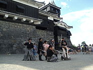 Kumamoto Castle Cultural Performance