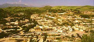Kumbum Monastery - Image: Kumbum Monastery in Amdo