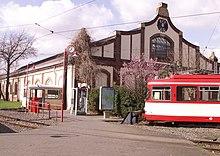KVB Straßenbahn Museum Köln Thielenbruch