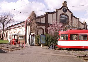 Thielenbruch (KVB) - Outside view of the museum