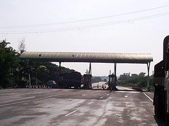 Coimbatore bypass - Neelambur Toll Plaza