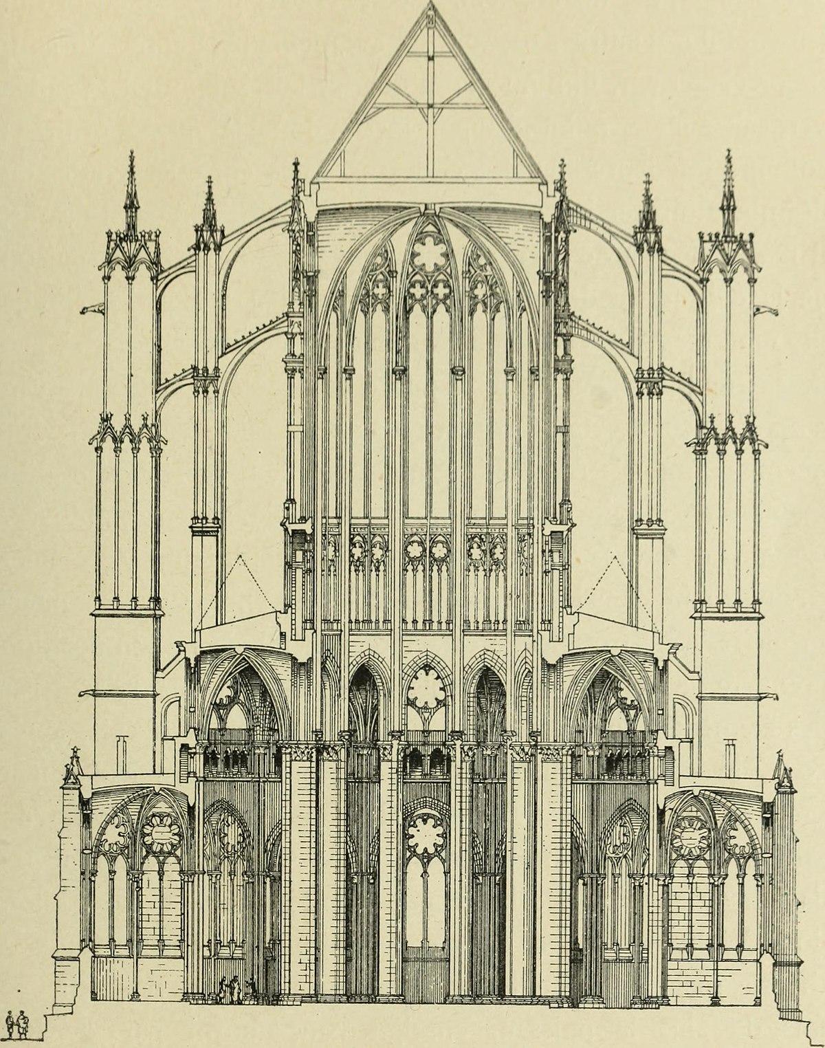 la structure en architecture