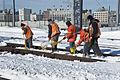LIRR Clean Up From Blizzard (24480967922).jpg