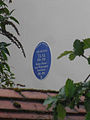 LOKAMANYA TILAK 1856-1920 Indian Patriot and Philosopher lived here 1918-1919.jpg