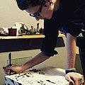 LaWrence art sur une création en 2015.jpg