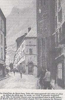 La rue Neuve