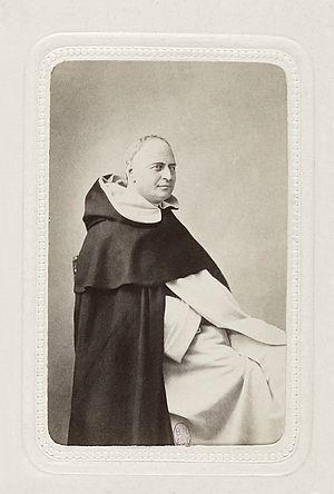 Jean-Baptiste Henri Lacordaire -  Lacordaire, ca.1855