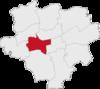 Lage des Dortmunder Stadtbezirks Innenstadt-West.png