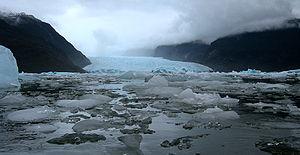 San Rafael Glacier - Image: Laguna San Rafael